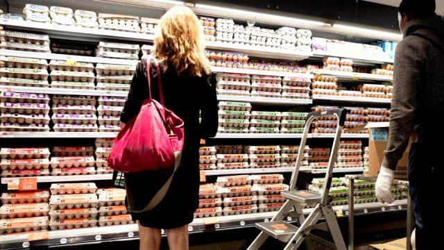 Diemžēl arī līdz tirdzniecībai Latvijā nonākuši Vācijas saindēto olu pārtikas produkti!