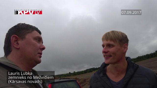 """VIDEO: Artuss Kaimiņš ciemojas pie zemnieka """"Kārsavas peldētāja"""" un citiem latgaliešiem!"""