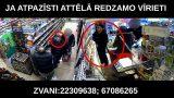FOTO: Ja zini attēlos redzamā vīrieša atrašanās vietu, NEKAVĒJOTIES ziņo policijai!