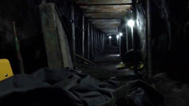 VIDEO: Izgāžas lielākā laupīšana valsts vēsturē: Atklāj 500m garu tuneli uz naudas glabātuvi!