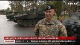 VIDEO: Latvijas armija atrāda jauniegādātās haubices!