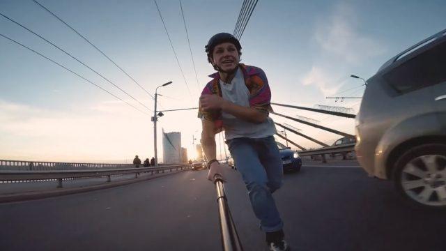 VIDEO: Iepazīsties! Pasaules ātrākais gids – viņa vārds ir Nils un viņš nāk no Rīgas!
