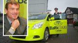 """Bijušais miljonārs un """"Baltic Taxi"""" šefs Jānis Naglis piepelnās, strādājot par taksistu!"""
