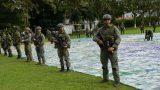 VIDEO: Iespaidīgi! Kolumbijā konfiscēta vēsturē lielāka kokaīna krava – kopā 12 tonnas!