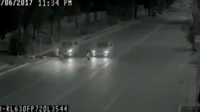VIDEO: Cilvēki šokā par video, kurā redzams loģiski neizskaidrojams notikums…