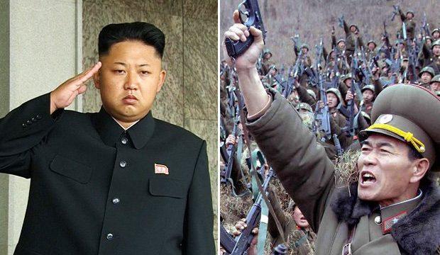 """Karš ir nenovēršams, paziņo Ziemeļkoreja! Neesot jautājums par to """"vai"""", bet gan """"kad""""!"""