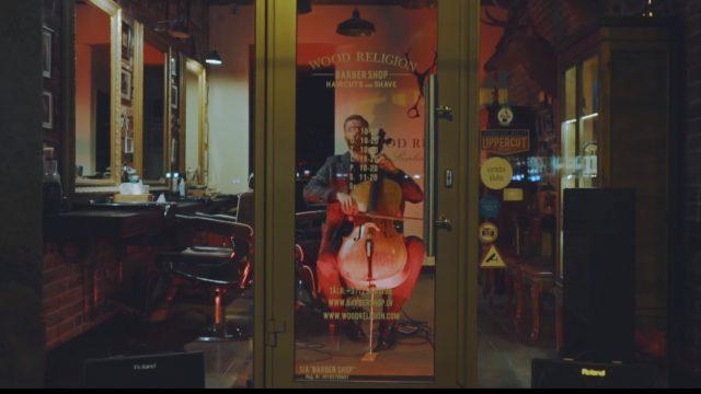 """VIDEO: Latviešu čellists radījis brīnumskaistu """"Klusa nakts, svēta nakts"""" versiju!"""