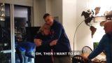 VIDEO: Sirsnīgi! Kā Porziņģis sagaidīja no Latvijas atbraukušos vecākus!