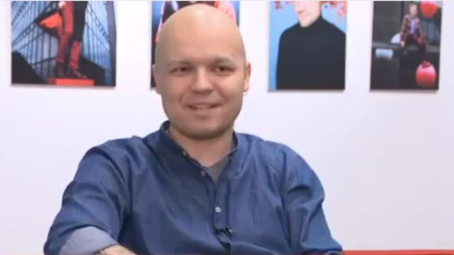 VIDEO: Emocionāla intervija ar Valteru Frīdenbergu pirms došanās uz Vāciju