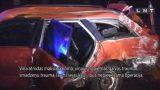 VIDEO: Pēc bēgšanas no policijas un avārijas, jauna meitene nonāk komā un cīnās par dzīvību!