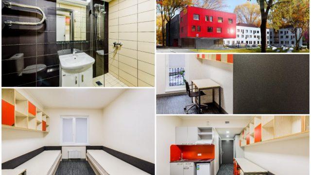 FOTO: Iespaidīgi! Rīgā uzceltas jaunas studentu kopmītnes! Uzzini, cik maksās istabiņas īre!