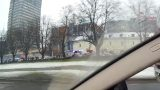 Aculiecinieka VIDEO: Ugunsgrēks Daugavmalā – to cenšas likvidēt 7 ugunsdzēsēju mašīnas!