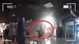 VIDEO: Aizkadra kamera piefiksē Lembergu lamājam Kaimiņu…