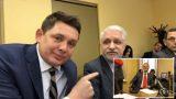VIDEO: Deputātu Artusu Kaimiņu IZSLĒDZ no Saeimas sēdes!