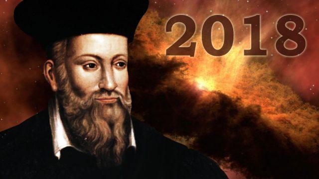 Nostradamusa pareģojumi 2018.gadam – 3.pasaules karš, cilvēki sarunāšoties ar dzīvniekiem, u.c.