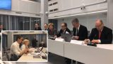 """VIDEO: Tracis """"Oligarhu komisijā"""": Sudraba pavēl Kaimiņam izslēgt kameru; Strīķe, Jurašs iebilst!"""
