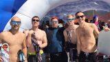 """VIDEO: """"Prāta vētra"""" uz kalna kopā ar desmitiem citu cilvēku izģērbjas un…!"""