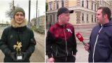 """VIDEO: Intervija ar Edžu, kurš izteica nu jau leģendāro frāzi """"Ja beha lido, nevajag te staigāt""""!"""