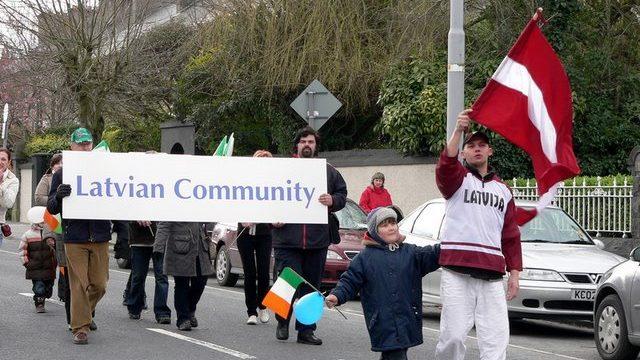 Izziņots BRĪDINĀJUMS Īrijā dzīvojošiem latviešiem!