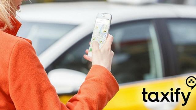 """Ārprāts! """"Taxify"""" šoferis jaungada naktī bērnam par braucienu pieprasa 105 eiro!"""