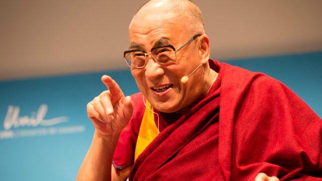 Dalailama: vienīgā cilvēka sūtība – būt laimīgam!
