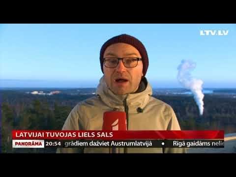 VIDEO: Latvijai tuvojas bargs sals! Gaidāms pat -30 grādu sals!