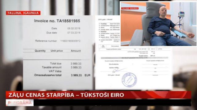 VIDEO: Gatis vēzi spiests ārstēt Tallinā, jo tur viena zāļu deva ir par 2000 (!) eiro lētāka!