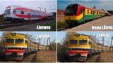 FOTO: Latvijas vilcieni salīdzinājumā ar 12 citu valstu vilcieniem…