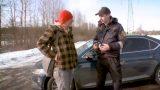 """VIDEO: """"Zebra"""" dodas ekskursijā ar ceļu policiju – kā darbojas jaunās netrafarētās automašīnas?"""