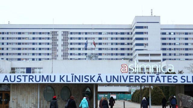 Austrumu slimnīcā veiksmīgi piešūts daļēji amputēts dzimumloceklis