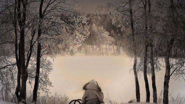 Mežā Ventspilī atrasts 5 gadus vecs puisītis, kurš stindzinošajā aukstumā bija atstāts viens pats!