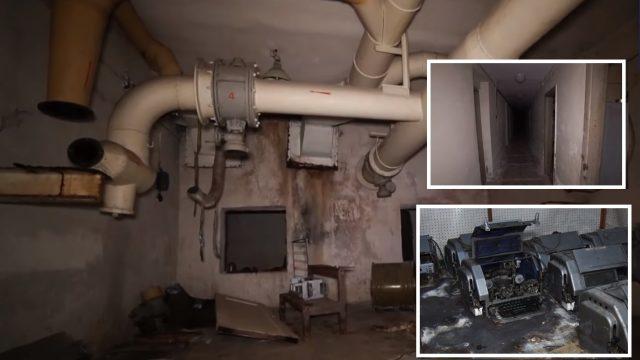 Video: Salacgrīvā vīrietis 9 metrus zem savas mājas atrod 30 gadus slēptu padomju laika bunkuru!