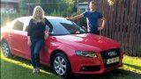 Lūdz līdzcilvēku palīdzību un cer uz sociālo tīklu spēku: Šonakt nozagts attēlā redzamais Audi!