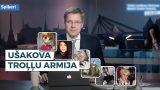 """VIDEO: Kā Ušakovs par Tavu naudu Tev """"smadzenes skalo"""" un Ušakova troļļu armija!"""