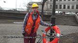 VIDEO: Komiķis Skutelis iesmej par brūkošo Vanšu tiltu un piedāvā risinājumu!