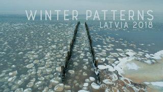 VIDEO: Tapis patiesi fantastisks video par Latvijas krāšņo ziemu!