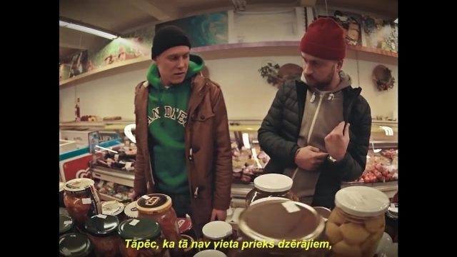 """VIDEO: Latgaļu reperu apvienība """"Latgalīšu Reps"""" no Ludzas laiž klajā jaunu hitu!"""