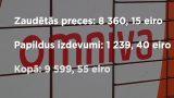 """VIDEO: """"Omniva"""" pazaudē 8360 eiro vērtu sūtījumu un kompensē vien 320 eiro!"""