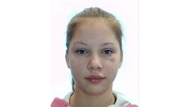 Meklē 16 gadus veco Samantu, kura pazudusi jau vairāk, kā 10 dienas!