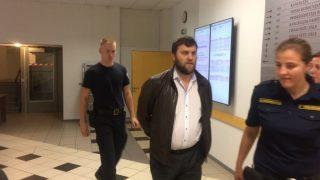 Policija atkal aiztur Māris Sprūdu un vēl četras personas!