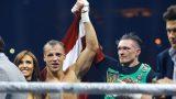 Usika traumas dēļ atcelta Pasaules boksa supersērijas fināla cīņa ar Gasijevu!