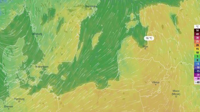 Sinoptiķis brīdina – rīt un parīt Latvijā varam piedzīvot termošoku!