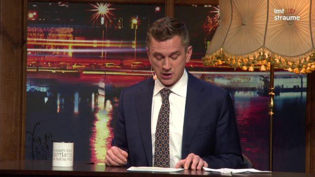 """VIDEO: Jānis Skutelis rubrikā """"Dzīvnieku ziņas"""" par """"cilvēkiem lopā""""!"""